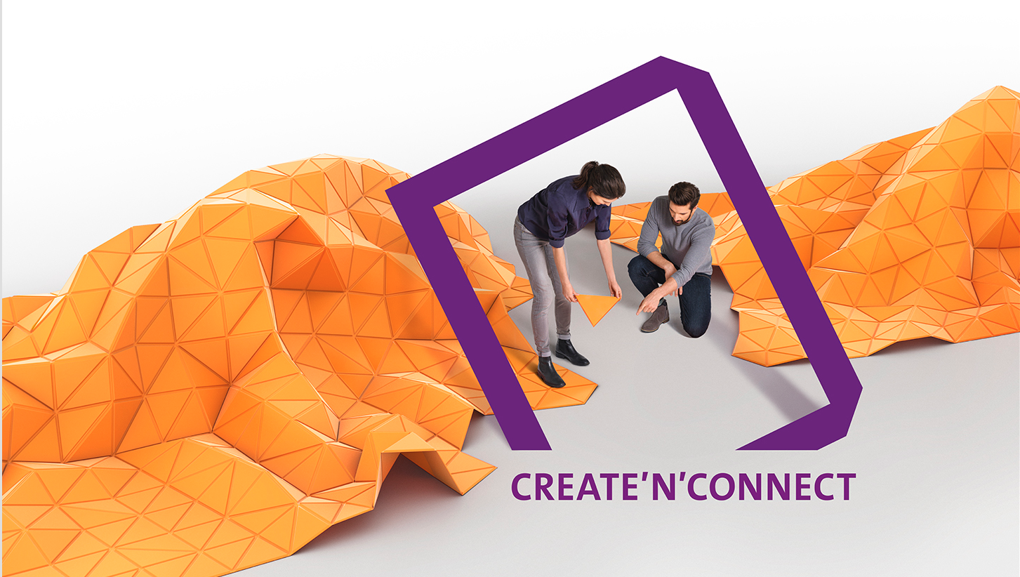 Domotex 2019 Create n connect