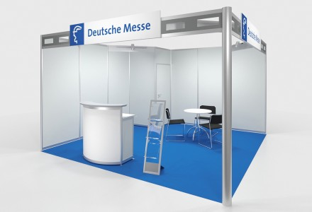 Stand Basic Hannover Messe