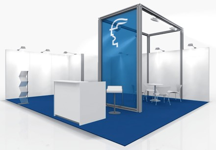 Stand Comfort Hannover Messe