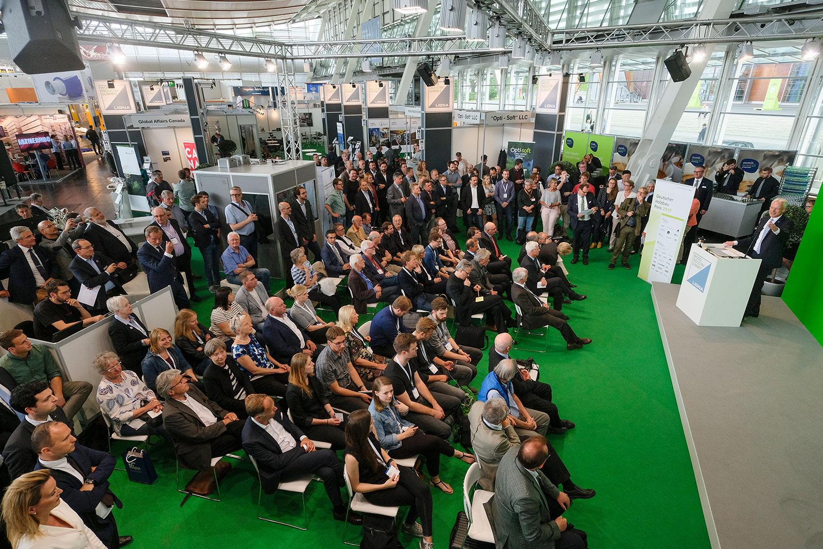 LIGNA 2019 WOOD industry summit