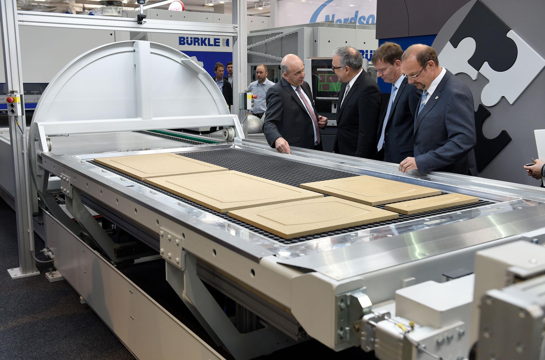 LIGNA 2019 smart surface technology